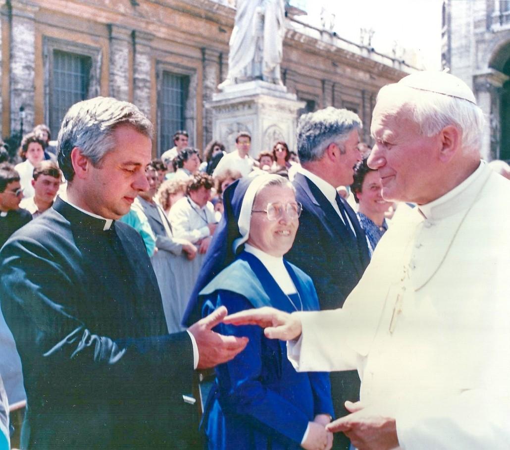 Juan Pablo II CINCO
