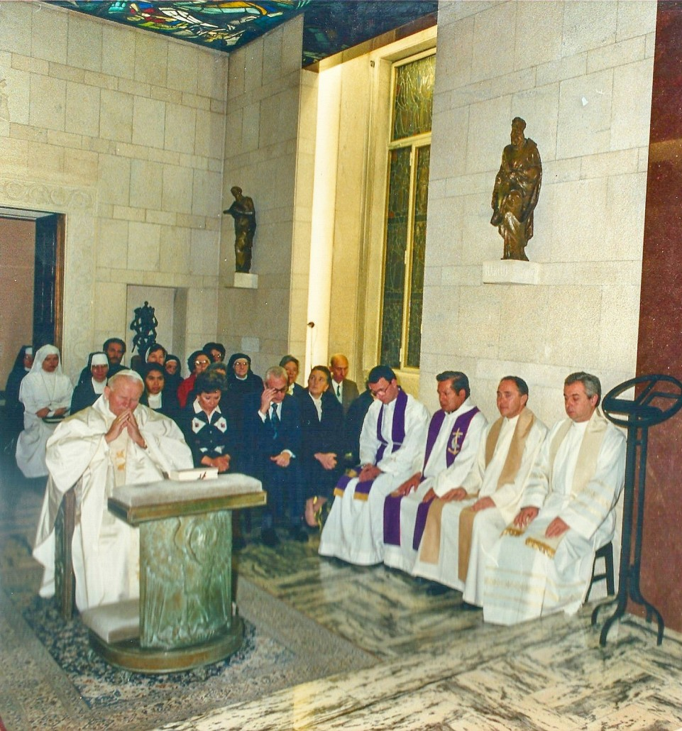 Juan Pablo II SEIS 1