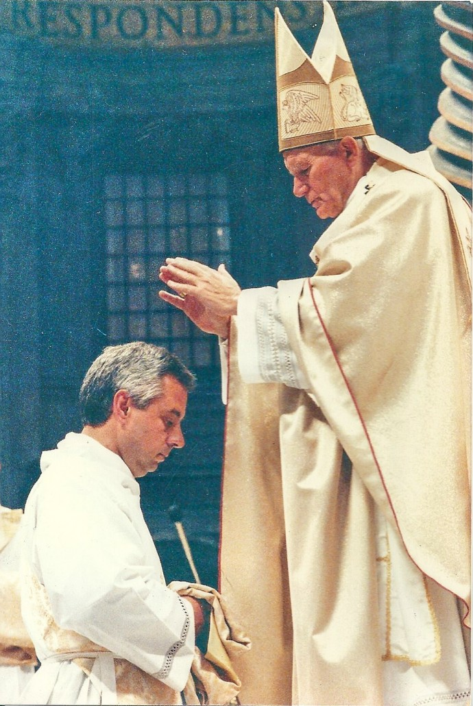 Juan Pablo II Uno
